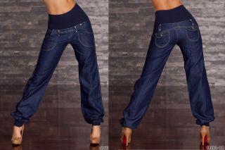 VS.MISS Haremshose Pumphose Harem Hose Jeans Gr.36, 38, 40, 42