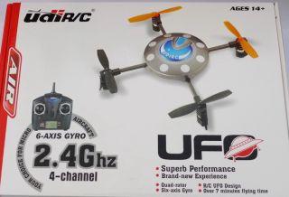 Kanal 2 4GHZ U816 Drohne Quadrocopter UFO Hubschrauber Helikopter