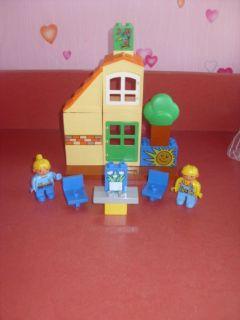 Lego Duplo Bob der Baumeister Haus Bob mit Wendy Sondersteine