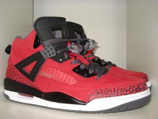 Nike Air Jordan Spizike 45.5 Toro Bravo Jumpman Spike Lee Concord