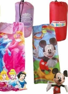 ORIGINAL DISNEY KINDER   SCHLAFSACK +1 Disney Tasse GRATIS