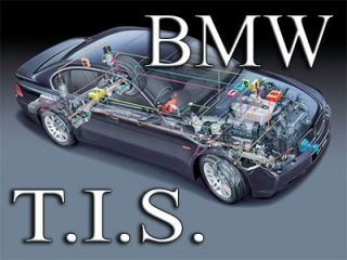 BMW E46 E39 E60 E36 E63 E87 E53 E85 Workshop Service Repair Manual TIS