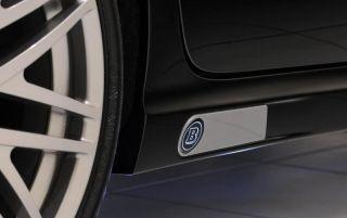 BRABUS Schwellerverkleidung, Pur R Rim, für Mercedes Benz CLS C218