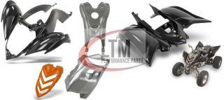 Yamaha YFM 700 R weiss Plastik Kotflügel Kit