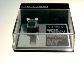 Shure V15 Type V Mr Phono Cartridge Tested Works Great Clean