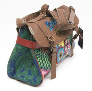 Collage Bag Tasche Handtasche Schultertasche Bag NEU #861#