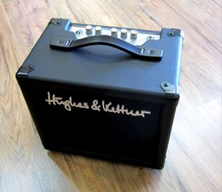 Hughes & Kettner TubeMeister 5 Combo Gitarrenverstärker leicht