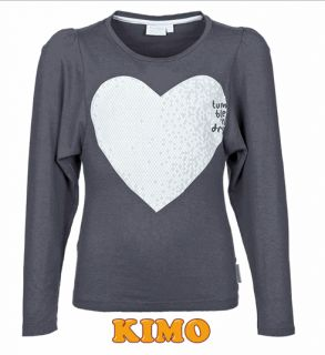 Tumble´n Dry Shirt 238506 865 Mädchen Neuheit 2012 Langarmshirt