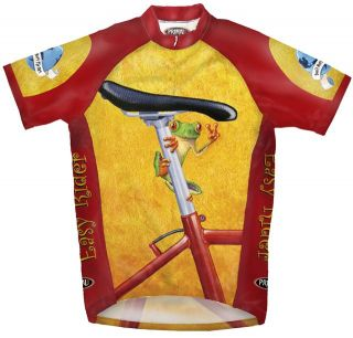 PrimalWear Radtrikot Easy Rider Jersey M NEU Fahrradtrikot Rarität