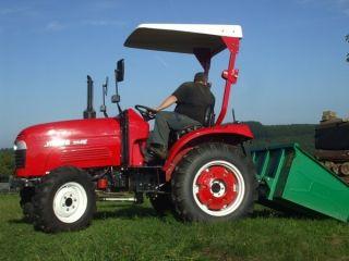 35 PS Allrad Traktor, Schlepper, HHJM, China Traktor; Kleintraktor