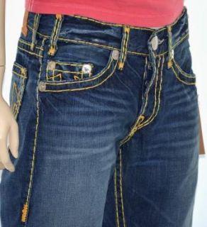 TRUE RELIGION Jeans LOGAN SUPER T MJH861BF5 URBAN COWBOY dicke Naehte