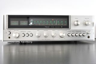 SANSUI 881 Stereo Receiver