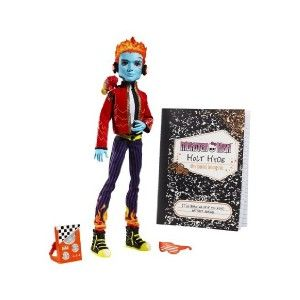 NEU   Monster High Dawn of the Dance Holt Hyde Puppe   RARITÄT
