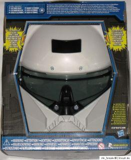 Hasbro Star Wars Clone Trooper elektronischer Helm/Maske