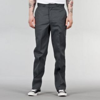 Dickies 874 O Dog Chino Bboy Work Hose Pants Pant dunkel Grau Charcoal
