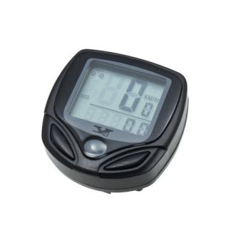 LCD Bike Bicycle Cycle Cycling Computer Odometer Speedometer