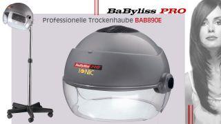 Trockenhaube auf Rollen mit Stativ BAB890E BAB 890 E
