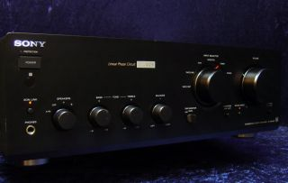 Verstärker SONY TA FB740R QS m. FB   MOS Power Amplifier Stereo