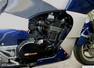 Kawasaki GPZ 900 R / Bj. 1984`/ ZX 900 A / Oldtimer / Cafe Racer