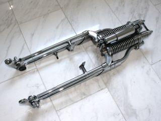 OEM Harley Davidson SPRINGERGABEL Springer   unfallfrei   ideal zum