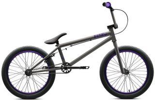 2012 Verde Bikes °Prism° BMX Bike °Dirt/Street° grau/lila