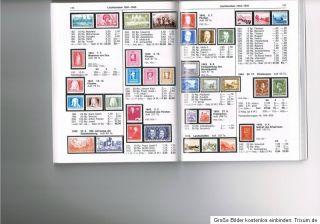 Briefmarken Katalog Schweiz Liechtenstein Philex in Farbe für nur 7