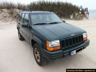 Jeep Grand Cherokee 5,2 V8 + Limited Edition + Euro 2 + Tüv 03   2014