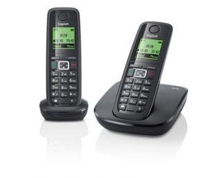 GIGASET A510 DUO SCHNURLOS TELEFON OVP A 510