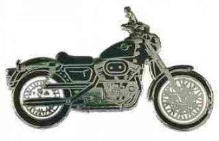 Pin Anstecker Harley Davidson XLH 883 Chopper Art. 0166