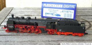 Fleischmann 411971 BR 18 5 DRG Sound Digital DCC Neu eine absolute Top