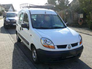 Gepflegter Renault Kangoo Rapid Diesel, AHK, großer Dachträger