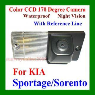 CCD SONY Chipsatz Auto REAR VIEW CAMERA Rückfahrkamera für KIA