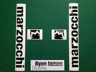 2012 STYLE STICKER / DECAL SET 888 66 55 44 22 Corsa Bomber DJ