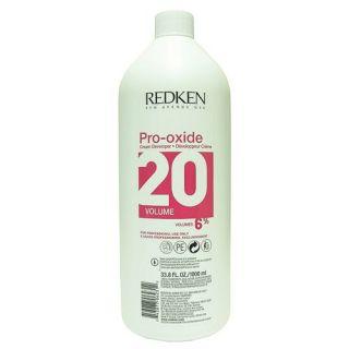 Redken Pro Oxide 20 Volume Cream Developer 33.8oz. ~
