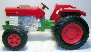 Massey Ferguson MF 165 Traktor mit Frontlader   Bully / 116