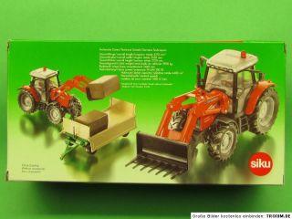 Farmer 132 Art 3653 Massey Ferguson 894 mit Frontlader Blitzversand