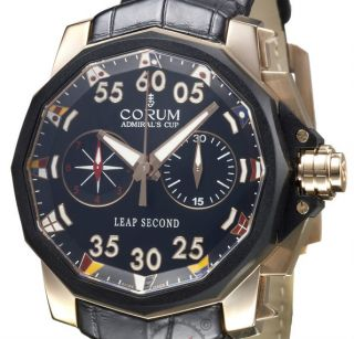 Cup Leap Second Chronograph 18kt Gold 895.931.91/0001 AN32