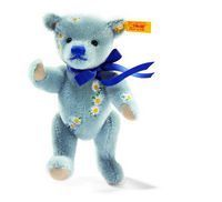 classic teddy bear flower 18cm ean 039 904 made of finest mohair light