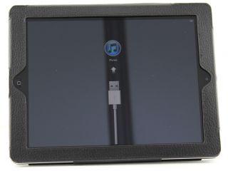 Leder Hülle Tasche für original Apple iPAD 2 Case Etui