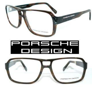 PORSCHE DESIGN 8217 B BRILLE CARBON 911 GESTELL P8191B ORIGINAL