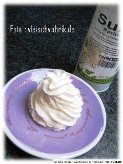 Vantastic Foods SUNNY Sprühsahne vegan milchfrei Schlagsahne