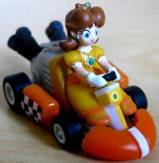 Prinzessin Daisy Kart   Mario Kart Nintendo Gashapon Figur
