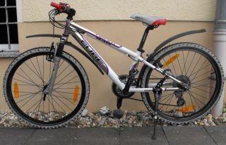 MTB Cube Bike 240 Team 21 Gänge 24 Zoll Fahrrad Kinderrad Alu Rahmen