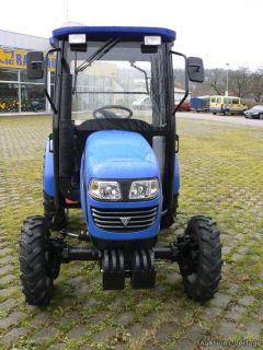 NEU Allrad Traktor FOTON 254 Schlepper NEU mit Garantie