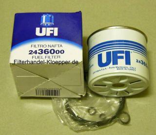 UFI Dieselfilter Filter Kraftstofffilter =Mann 917x für Land