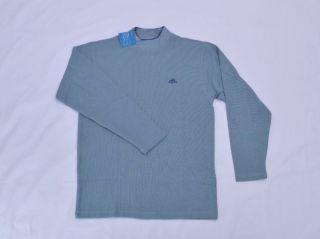 Adidas Sweat Shirt 329304 Clas Rollcollar Sweatshirt Pullover Pulli S