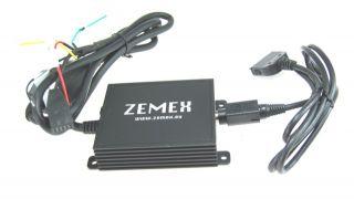 Zemex Ipod iPhone Adapter Becker Indianapolis, Monza