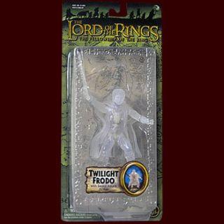 Frodo im Zwielicht   Herr der Ringe Actionfigur, LOTR Spiel Figur mit