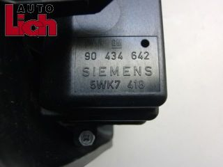 Opel Tigra S93 Uhr Display Anzeigetafel 90434642