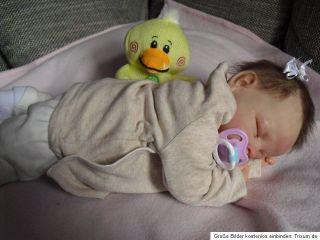 Reborn Baby Doll Girl Sweet Andi by Linda Murray